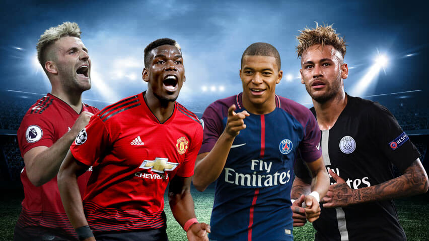 Man United Vs Psg: Match Day Diary: PSG At Home